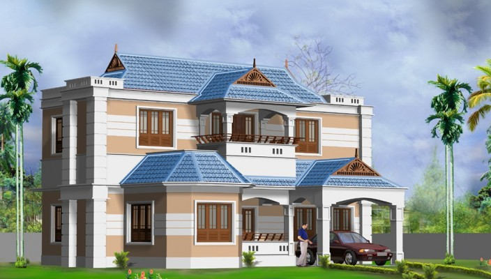 Exterior designing: It's more about adding mega structures