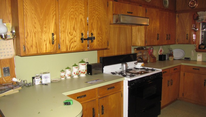 Classy and Practical Kitchen Interior Theme