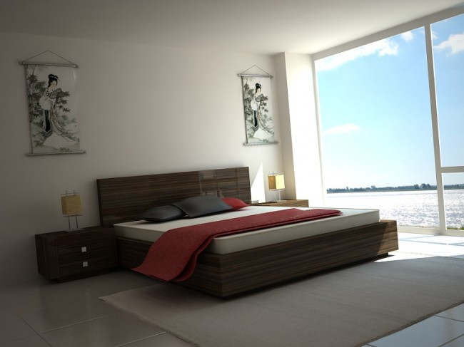 Classy Bedroom Settings for Modern and Contemporary Interiors