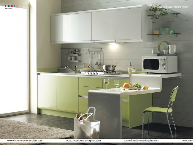 kitchens helping in reflecting one's personality