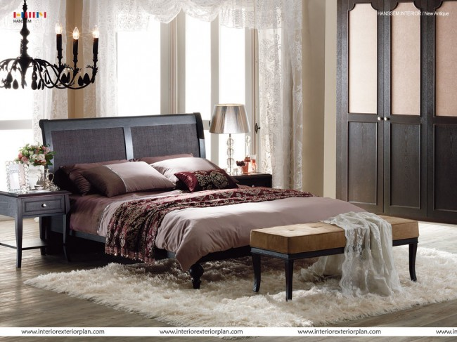 Simplicity is what can define a perfect bedroom design
