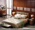 Completely relaxed bedroom design