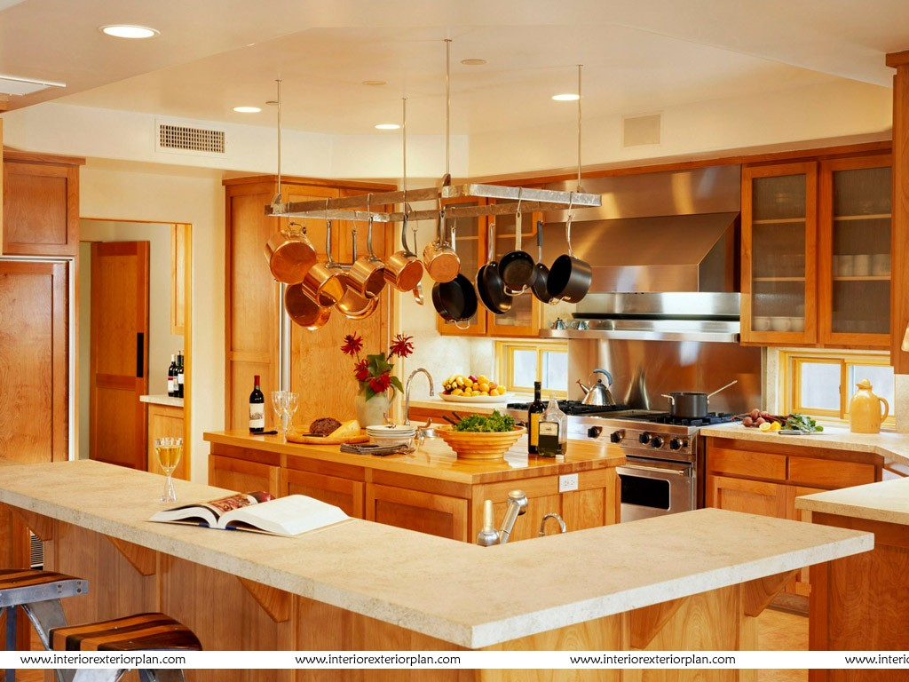 Modular Kitchen Interiors Interior Exterior Plan Modular Kitchen Enables You To Be More