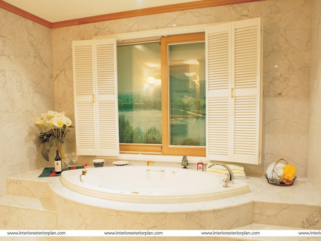 Bathrooms which suit your taste