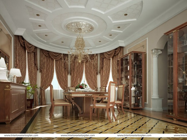 Mixed Dining Room Design