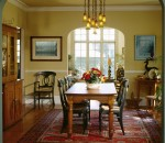 marvelous dining room