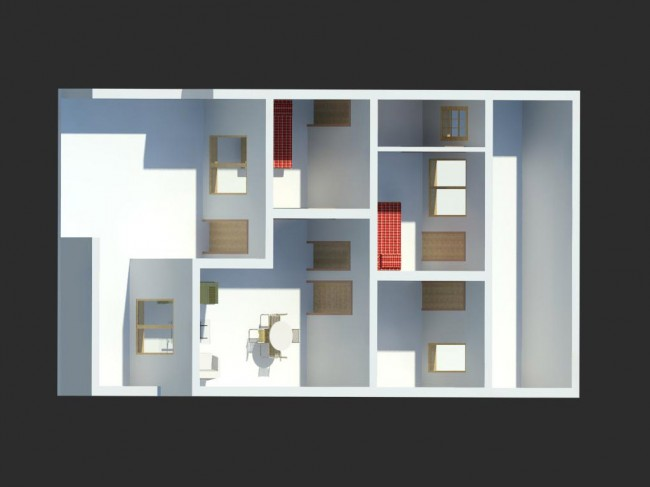 Design of a perfect house