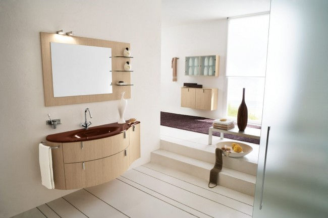 Classy and Functional Bathroom Setting For Modern Interiors