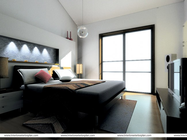 Home sweet - Bedroom sweeter and splendidly contrasting
