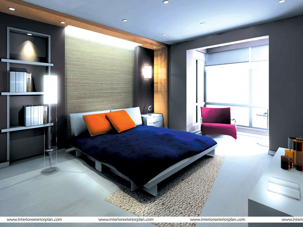 Interior exterior plan where life is ecstasy and a bliss for Bedroom designs 2010