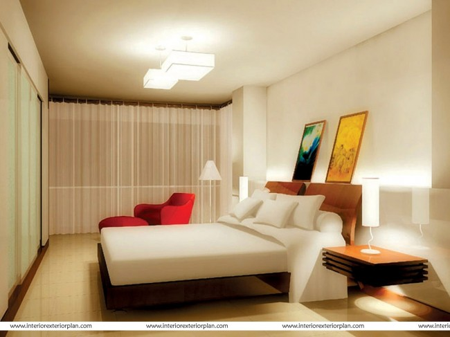 Bedroom Design Ideal to Sleep In