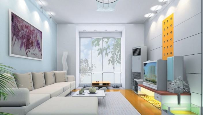 Interior exterior plan long living room design for Interior design for long living room
