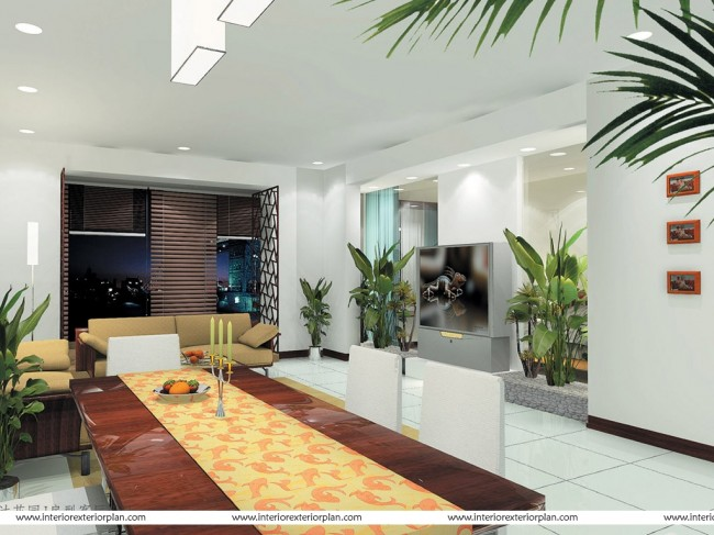 Dining Room Design with a Hotel Air