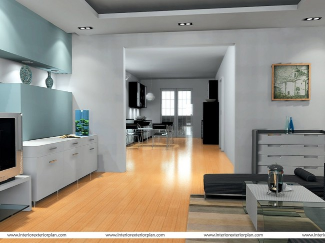 Well Planned House Interior