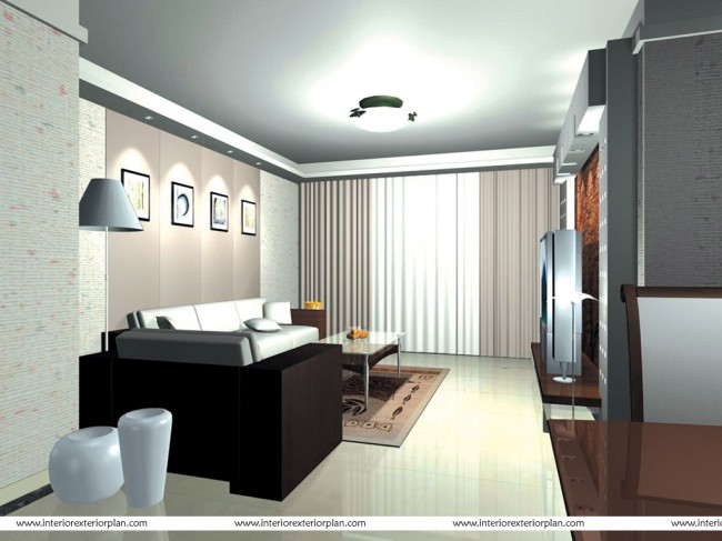 Compact Living Room with Great Ideas