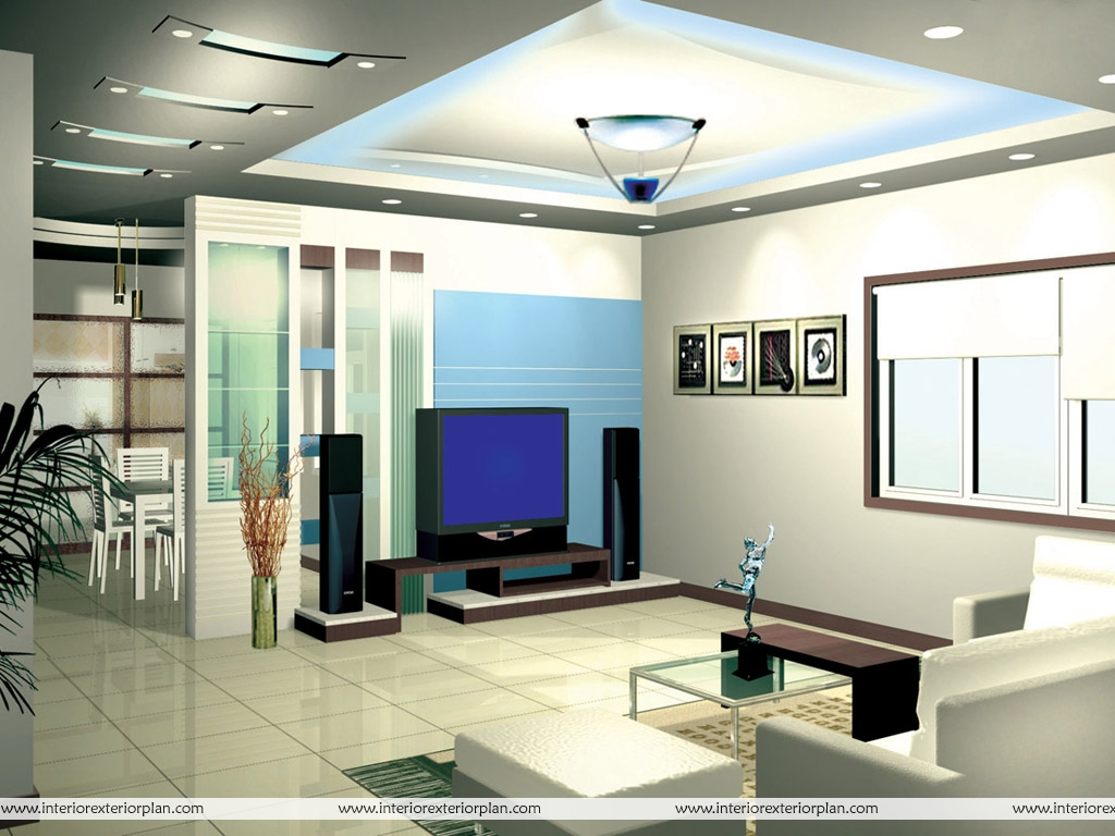 Interior Exterior Plan Attraction With A Mirror