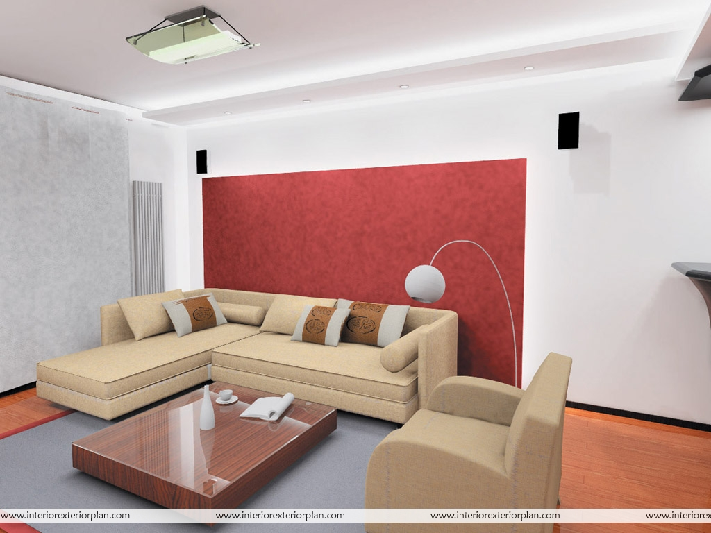 Interior exterior plan cosy setting for a living room for Drawing room