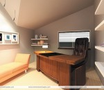 Office with Personal Touchv