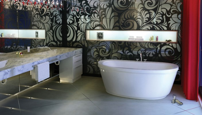 A Modern Bath - Jazz Freestanding Bathtub