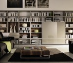 A living room with vivacity