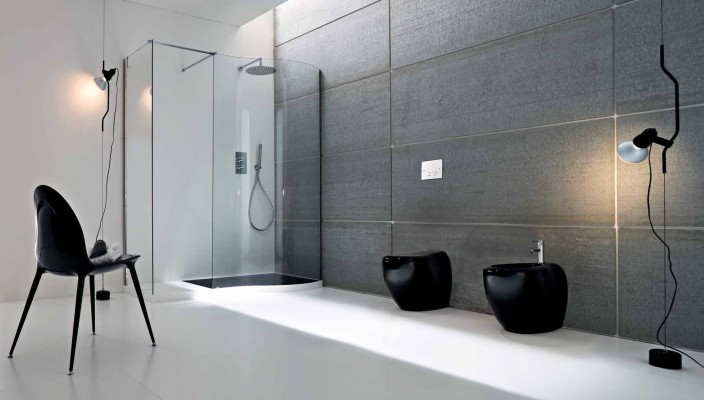 Interior Exterior Plan Advanced And Futuristic Bathroom Designs