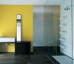 Concealed bathroom – best utilization of a smaller space