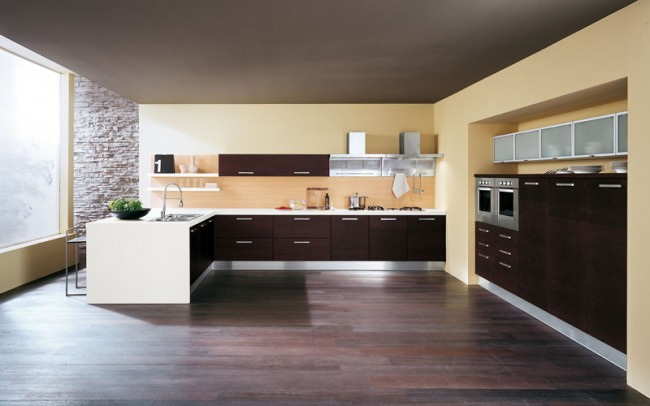 Stylish Kitchen with Arresting Looks