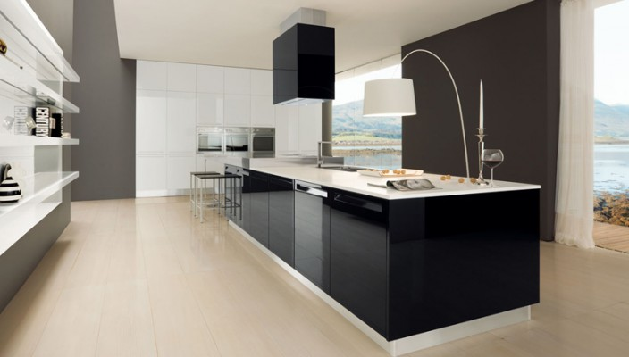 A Pleasing Kitchen that is Simple and Elegant