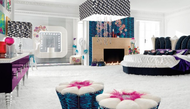 Take help of your teen in decorating their room