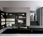 Decorate your living room around one sleek lounge bed