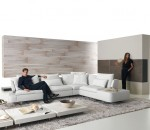 Use an Opus sofa set and let whole theme of room revolve around it