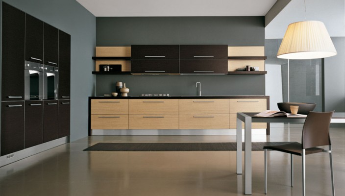 Wenge comes in and out of fashion in designing homes