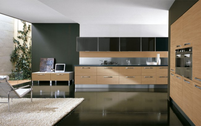 Colors you can use with natural oak cabinetry