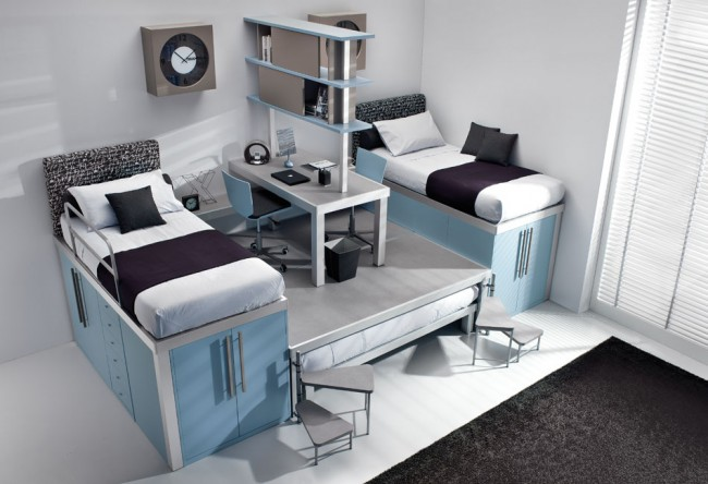 New Concept Teen Bedroom design
