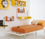 Orange Teen Bedroom Ideas