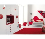 Teen Bedroom that Looks Colourful and Stylish