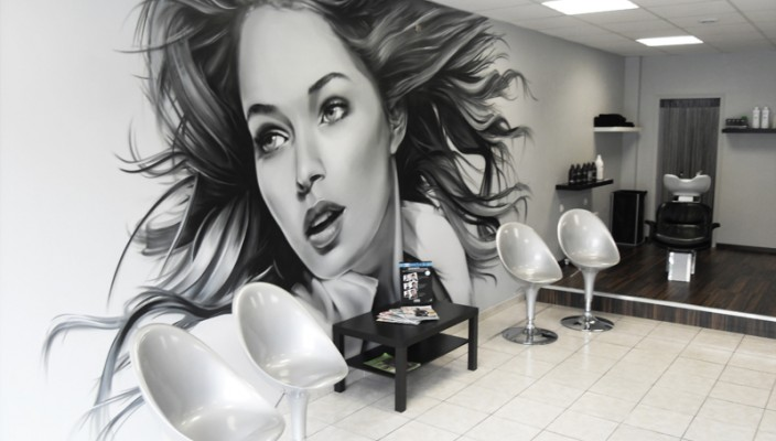 Make your salon a mix of good looks and practicality