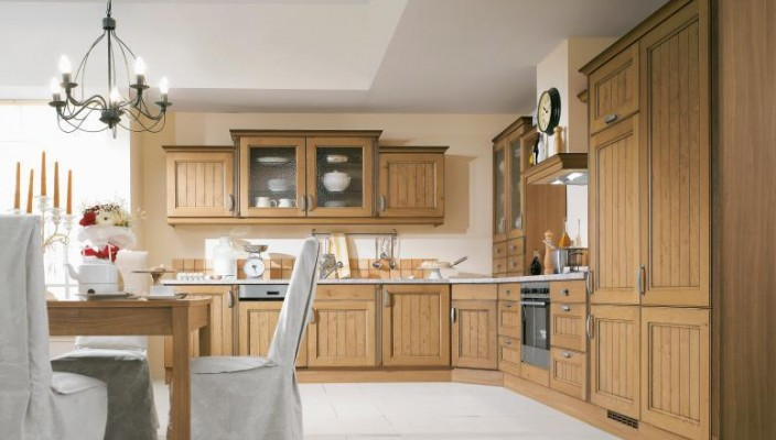 Give your kitchen that country look