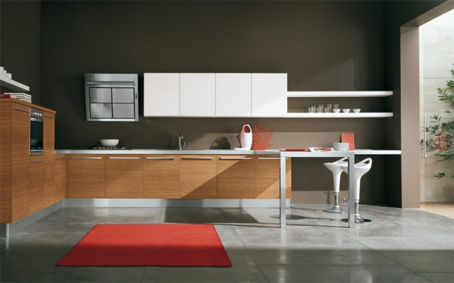 Considerations for a kitchen's teak cabinets
