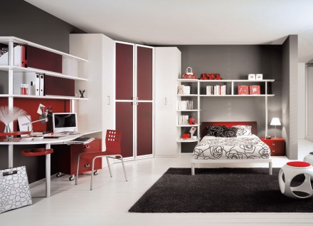 Interior  Room Design on Interior Designs Teen Bedroom     Bedroom Decor Ideas