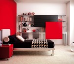 White carpet in teen bedroom an ideal flooring solution