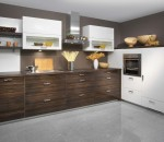 Contemporary Glossy Kitchen