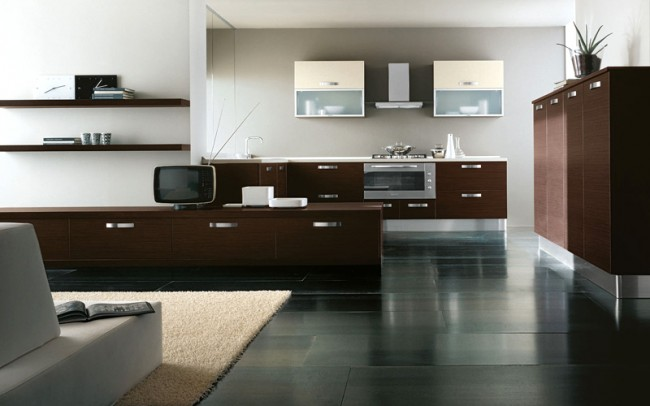Choose laminated countertops in high definition