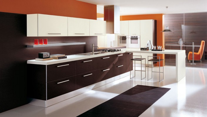 Features and benefits of laminate kitchen