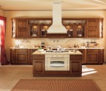 How to brighten up your brown kitchen