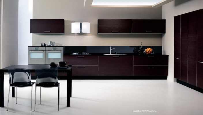 Innovative design idea for the modern kitchen