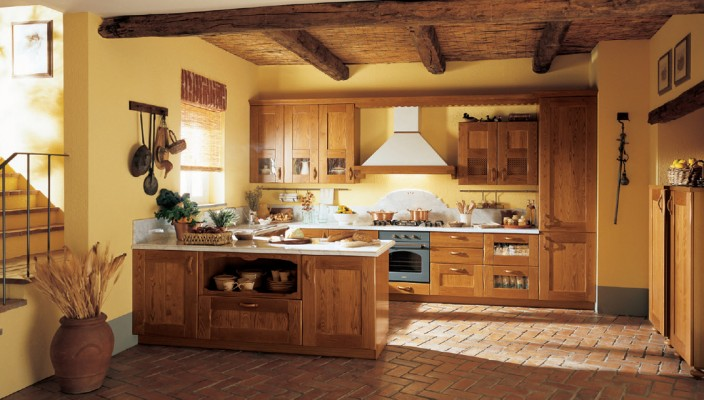 Pienza Kitchen Design