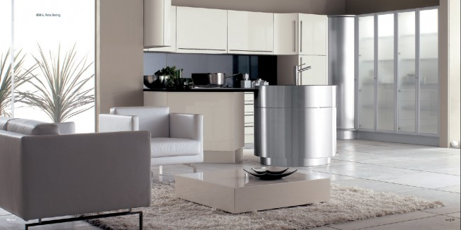 Consider style when choosing appliances for your kitchen