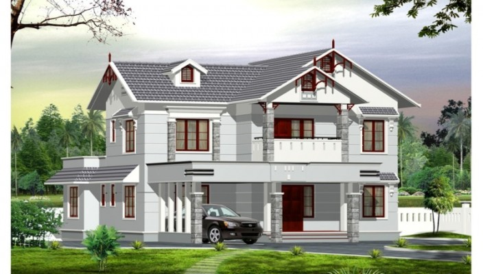 Ideal Exterior Plan for Modern Homes