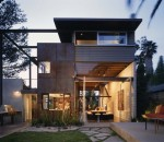 700 Palms Residence Exterior in Venice by Ehrlich Architects